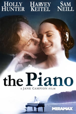 movie poster for The Piano (1993)