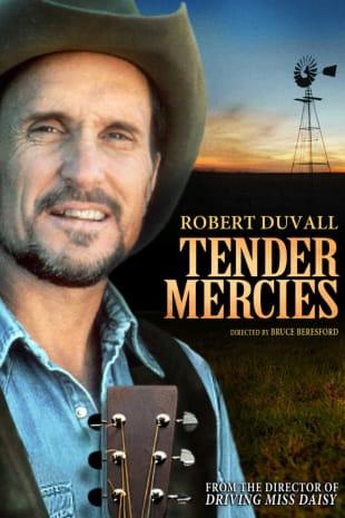 movie poster for Tender Mercies