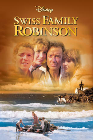 movie poster for Swiss Family Robinson (1960)