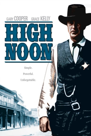 movie poster for High Noon