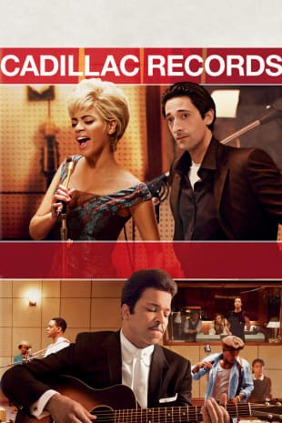 movie poster for Cadillac Records