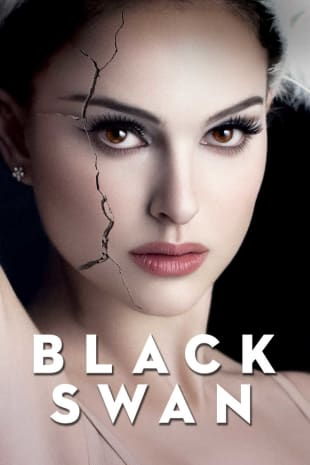 movie poster for Black Swan