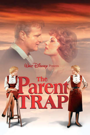 movie poster for The Parent Trap (1961)