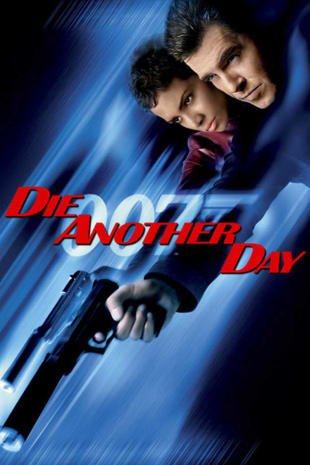 movie poster for Die Another Day