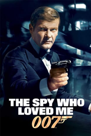 movie poster for The Spy Who Loved Me