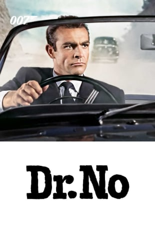 movie poster for Dr. No (1962)