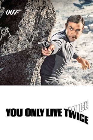 movie poster for You Only Live Twice