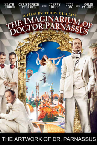 movie poster for The Imaginarium of Doctor Parnassus