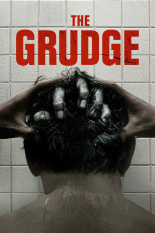 movie poster for The Grudge