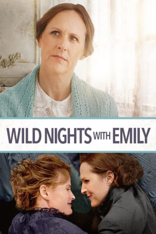 movie poster for Wild Nights With Emily
