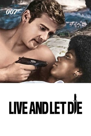 movie poster for Live And Let Die