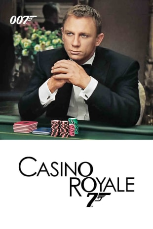 movie poster for Casino Royale