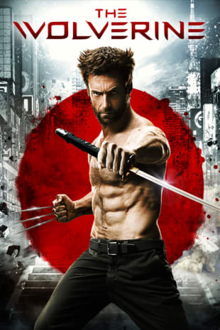 movie poster for The Wolverine