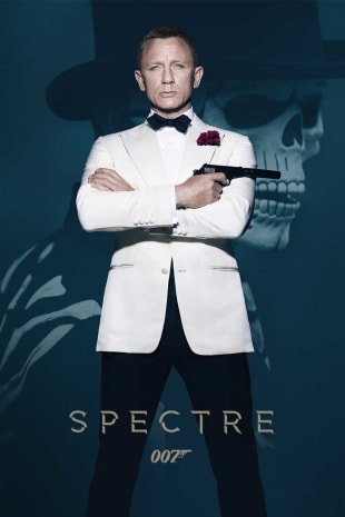 movie poster for Spectre