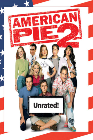 movie poster for American Pie 2 (Unrated)