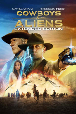 movie poster for Cowboys & Aliens - Extended Edition