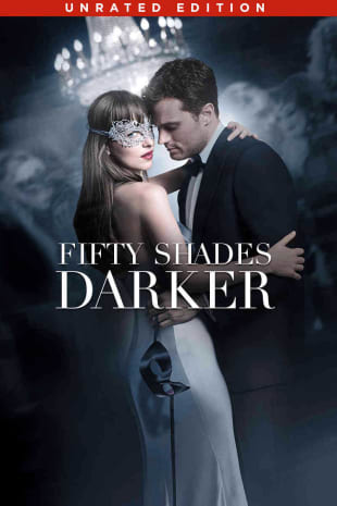 movie poster for Fifty Shades Darker (Unrated)