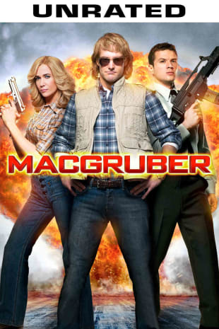 movie poster for MacGruber (Unrated)