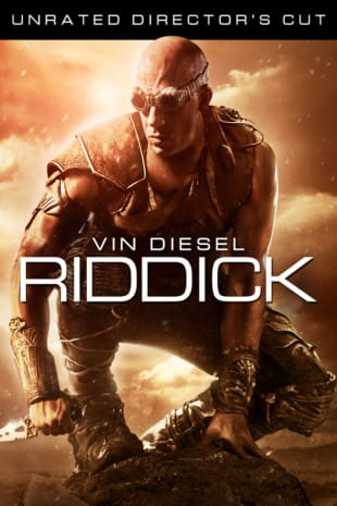 movie poster for Riddick - Unrated Director's Cut