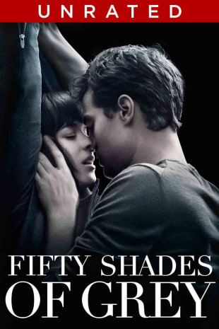 movie poster for Fifty Shades of Grey (Unrated)