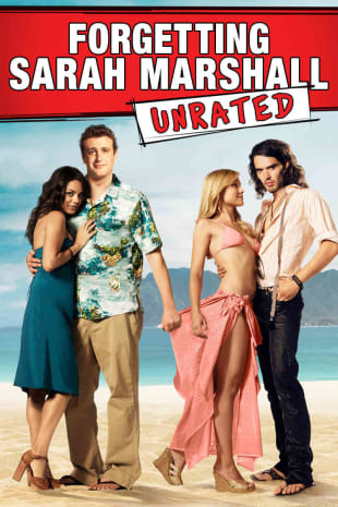 movie poster for Forgetting Sarah Marshall (Unrated)