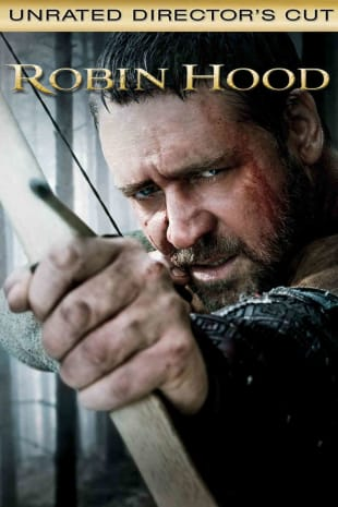 movie poster for Robin Hood (2010) - Unrated Director's Cut