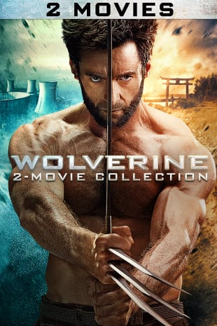 movie poster for Wolverine 2-Movie Collection
