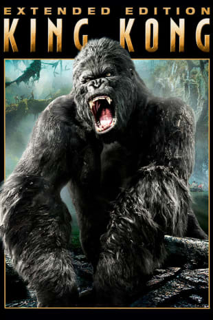 movie poster for King Kong (Unrated)