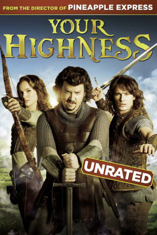 movie poster for Your Highness (Unrated)