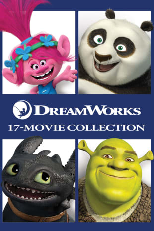 movie poster for DreamWorks 17-Movie Collection