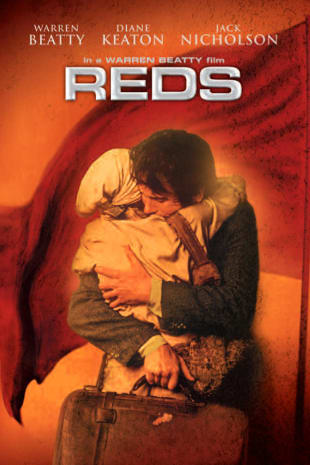 movie poster for Reds