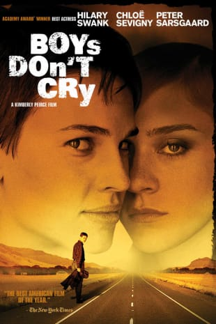 movie poster for Boys Don't Cry