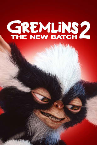 movie poster for Gremlins 2: The New Batch