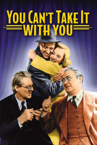 movie poster for You Can't Take It With You