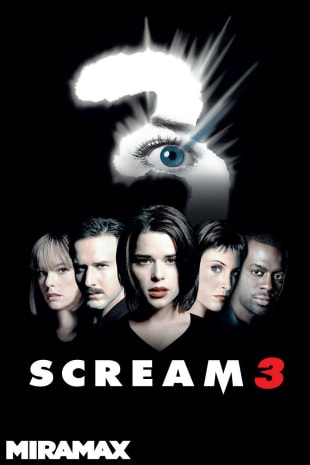 movie poster for Scream 3