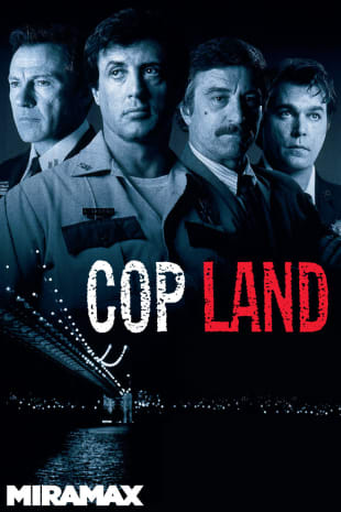 movie poster for Cop Land