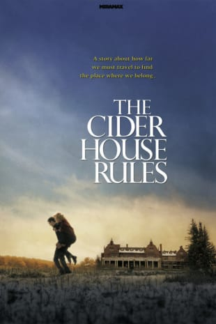 movie poster for The Cider House Rules