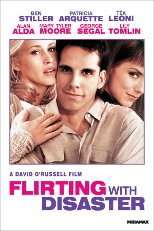 movie poster for Flirting With Disaster