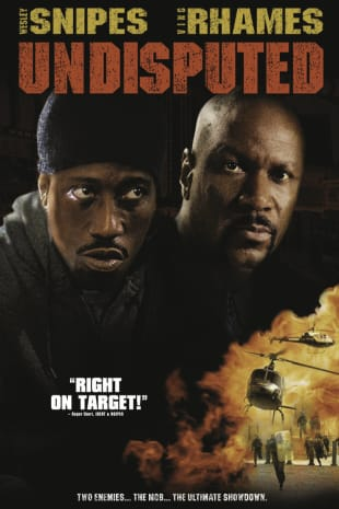 movie poster for Undisputed
