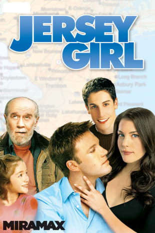 movie poster for Jersey Girl