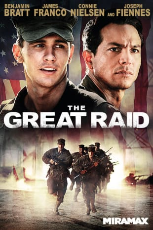 movie poster for The Great Raid