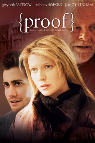 movie poster for Proof