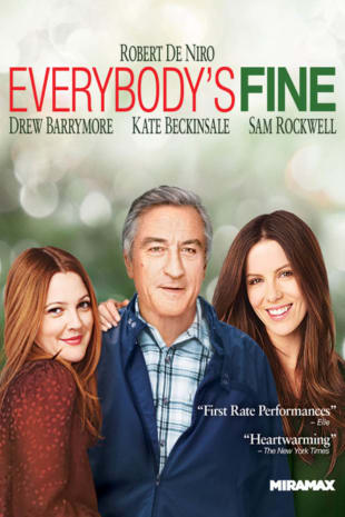 movie poster for Everybody's Fine