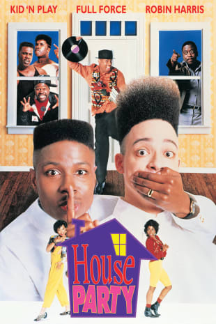 movie poster for House Party