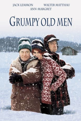 movie poster for Grumpy Old Men