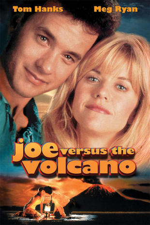movie poster for Joe Versus The Volcano
