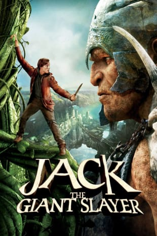 movie poster for Jack The Giant Slayer