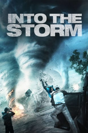 movie poster for Into The Storm (2014)