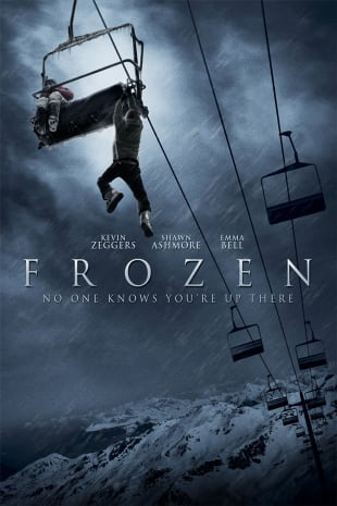 movie poster for Frozen (2010)