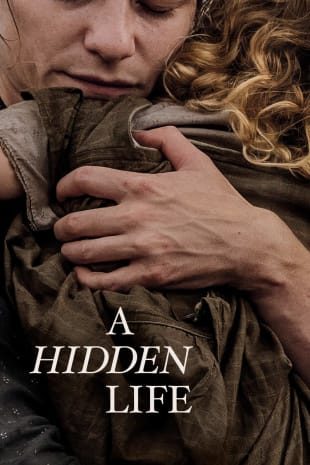 movie poster for A Hidden Life